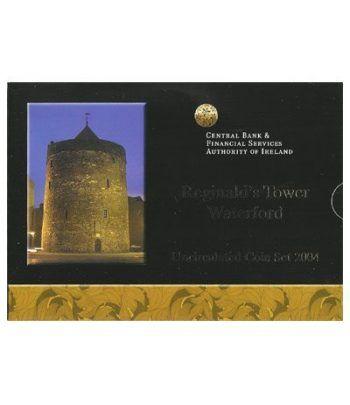 Cartera oficial euroset Irlanda 2004  - 2