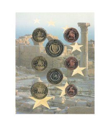Serie Euro prueba Chipre 2004  - 1