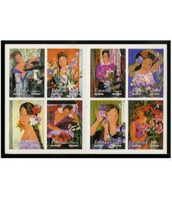 4003/10 La mujer y la flor  - 2