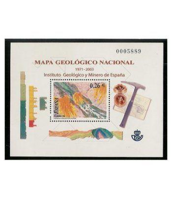 4036 HB Plan Magna. Mapa Geológico Nacional  - 2