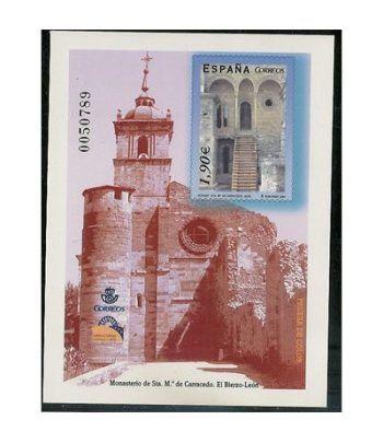 Prueba Lujo 083 Santa Maria de Carracedo 2004  - 2