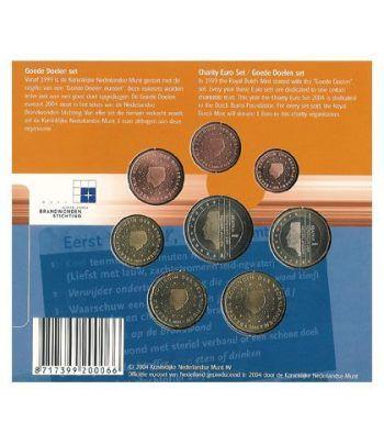 Cartera oficial euroset Holanda 2004  - 2