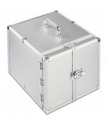LEUCHTTURM Maletin aluminio CARGO MB 10 para 10 bandejas. Maletines monedas - 4