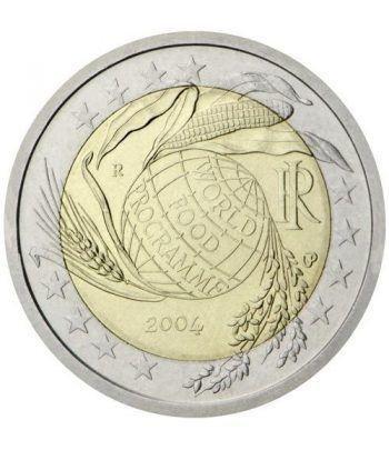moneda conmemorativa 2 euros Italia 2004.  - 2