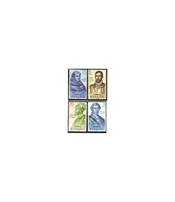 1526/33 Forjadores de América  - 2
