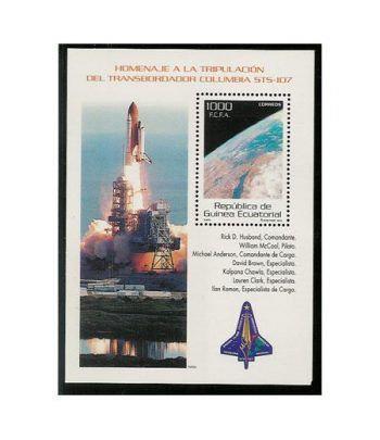 336 HB Columbia StS-107  - 2