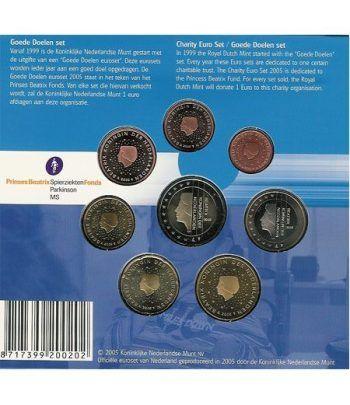Cartera oficial euroset Holanda 2005  - 2