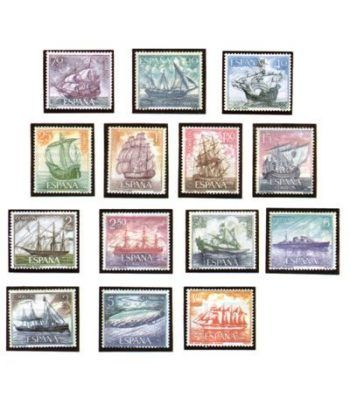 1599/12 Homenaje a la Marina Española  - 2