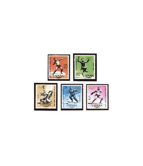 1617/21 Juegos Olímpicos de Innsbruck y Tokio  - 2