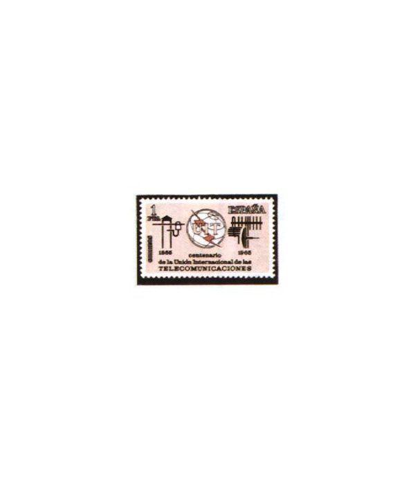 1670 Unión Internacional de las Telecomunicaciones  - 2