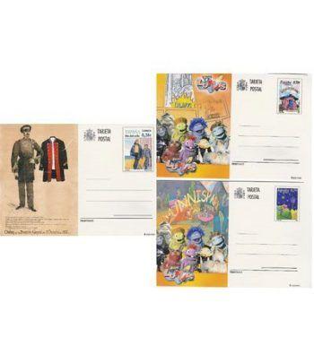 Entero Postal Año 2005 completo  - 2