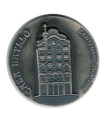 Medalla Filabarna 2005. Casa Batllo. Plata  - 2