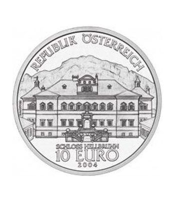 moneda Austria 10 Euros 2004 (Hellbrunn)  - 1