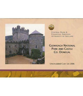 Cartera oficial euroset Irlanda 2006  - 2