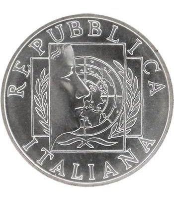 Italia 10 Euros 2005 60º aniversario ONU (estuche proof)  - 2