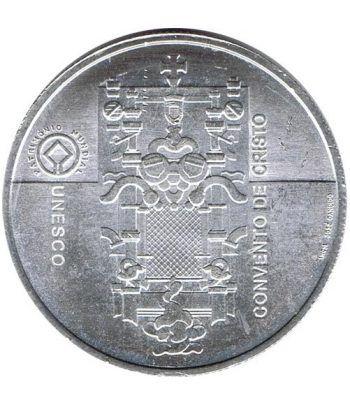 Portugal 5 Euros 2004 Convento de Creto. Plata  - 1