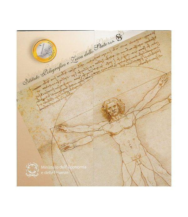 Cartera oficial euroset Italia 2003  - 2