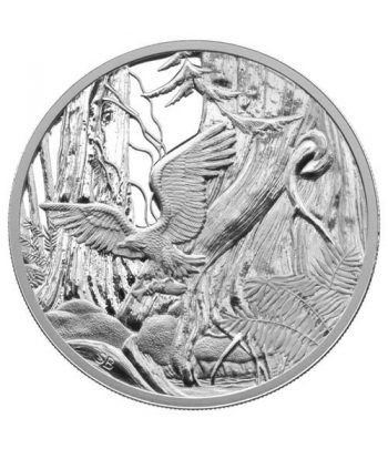 Canada 20$ (2005) Parques Nacionales (Pacific Rim)  - 2