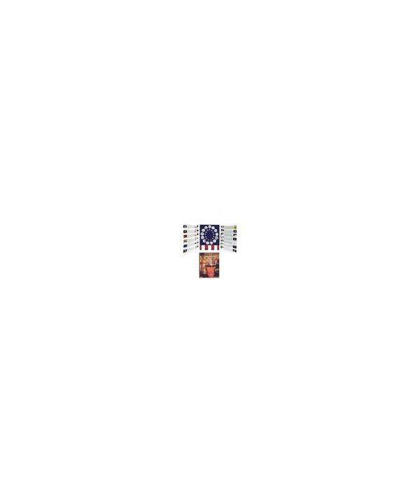 E.E.U.U. 1/4$ 1999/2001 Colección 13 colonias  - 2