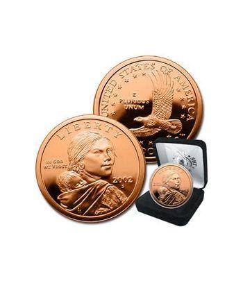 E.E.U.U. 1$ (2005) Sacagawea  - 2