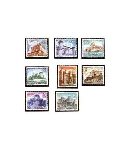 1809/16 Castillos de España  - 2
