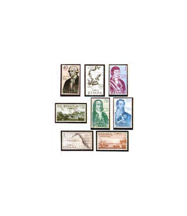 1819/26 Forjadores de América  - 2