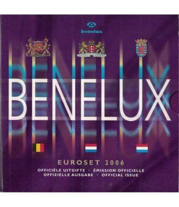 Cartera oficial euroset Benelux 2006  - 2