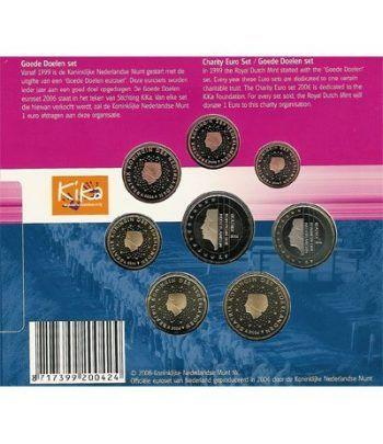 Cartera oficial euroset Holanda 2006  - 2