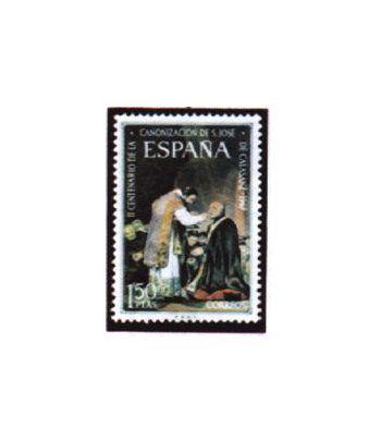 1837 II centenario de San José de Calasanz  - 2