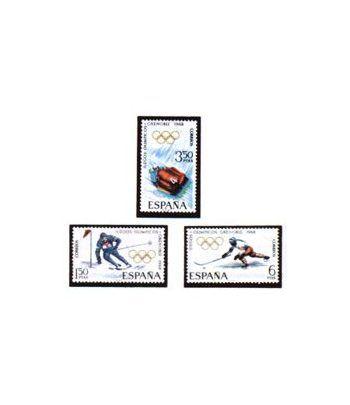 1851/53 X Juegos Olímpicos de invierno en Grenoble  - 2
