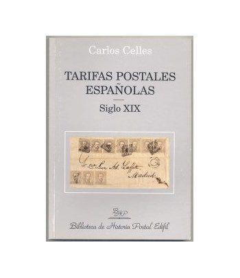 Tarifas Postales Españolas siglo XIX biblioteca - 2