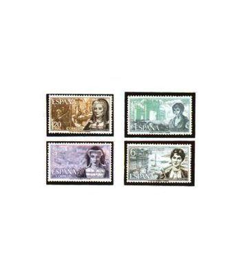 1864/67 Personajes españoles  - 2