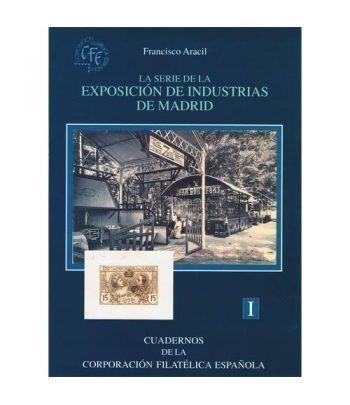 La serie de la Exposición de Industrias de Madrid biblioteca - 2