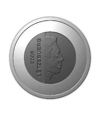 Luxemburgo 10 euros 2006 Banco de Luxemburgo. Titanio  - 2