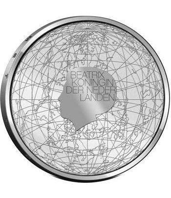 Holanda 5 Euros 2006 4º Centenario descubrimiento de Australia.  - 2