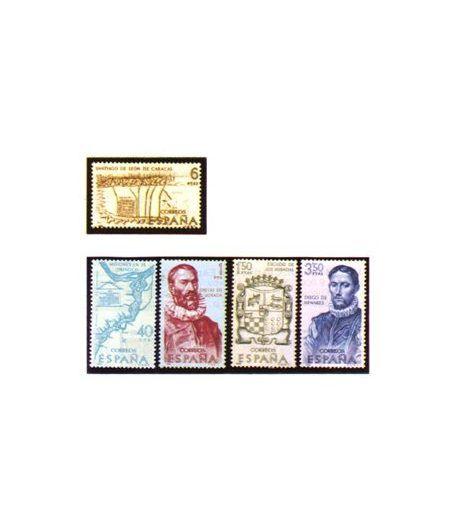 1889/93 Forjadores de América  - 2