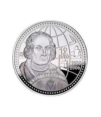 Cartera oficial euroset 12 Euros España 2006 (Colón)  - 2