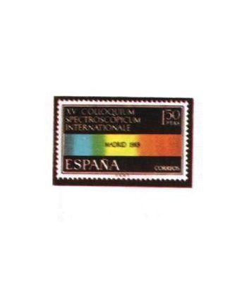 1924 XV Coloquium Spectroscopicum Internationale  - 2