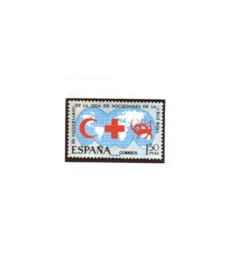 1925 L aniversario de la Liga de Sociedades de la Cruz Roja  - 2