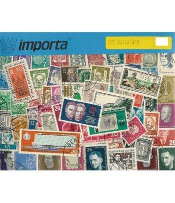 Europa 025 sellos  - 2