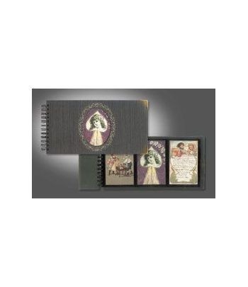 "SAFE Album de postales ""nostalgie"" (72 postales) Album postales - 2"