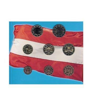 Colección Estuches Euros (2002) 12 Paises  - 2