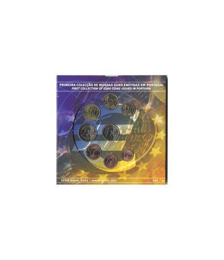Colección Estuches Euros (1999/2002) 15 Paises  - 2