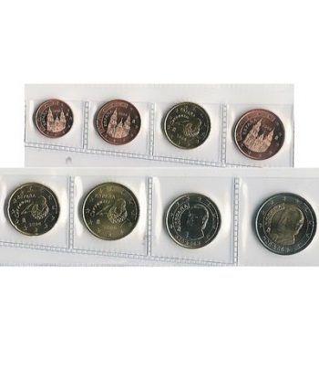 monedas euro serie España 2006  - 2
