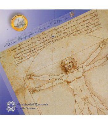 Cartera oficial euroset Italia 2006 (incluye 5 € plata)  - 2