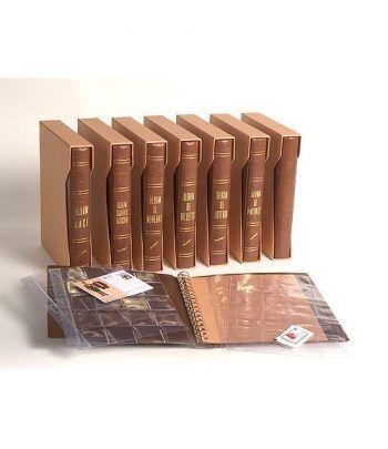 FILOBER UNIVERSAL Hoja transparente 6 dep. (Punto de libro) Album varios - 2
