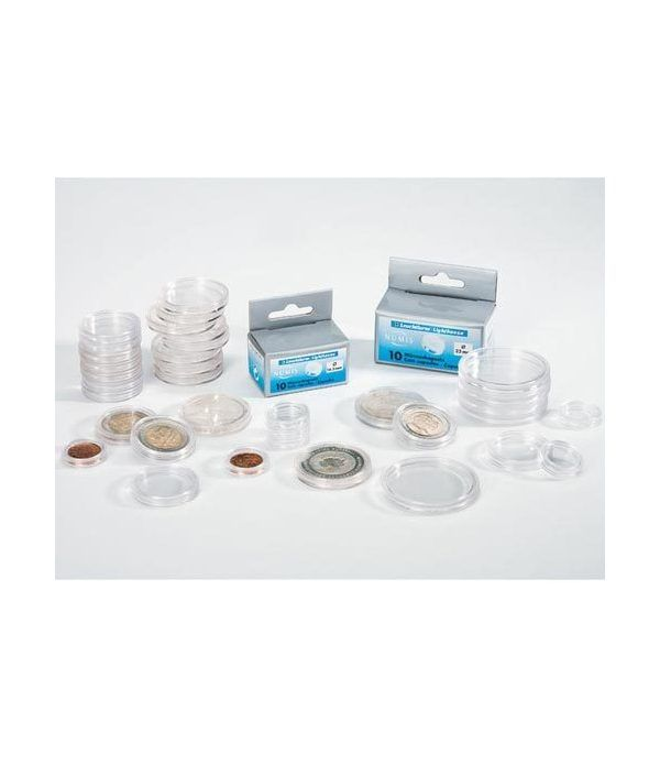 LEUCHTTURM Capsulas para monedas 48 mm. (10 unidades) Capsulas Monedas - 2