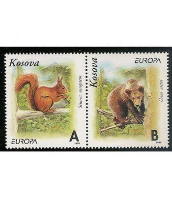 Europa 1999 Kosovo (sellos)  - 2