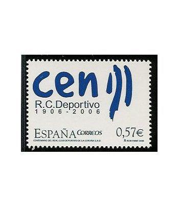 4266 Cent. Real Club Deportivo de La Coruña  - 2