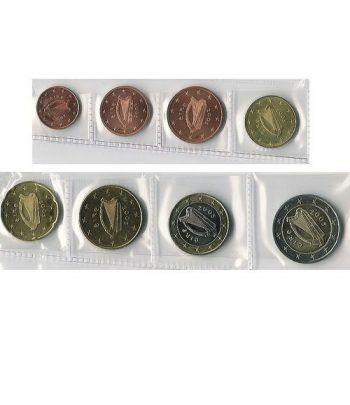 monedas euro serie Irlanda 2005  - 2